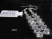 Kolczyki b Crystal I