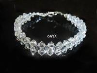 Bransoletka Swarovski crystal I