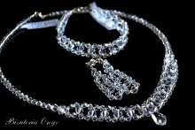 Komplet Swarovski crystal TeA 118