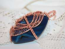 Agat wire wrapping