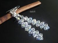 Kolczyki crystal ab I
