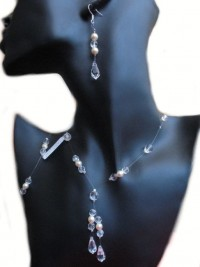 Komplet Swarovski kryształy s1