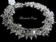 Bransoletka Swarovski Grona crystal